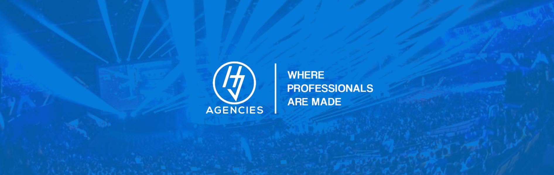 HJ Talent Agencies Banner