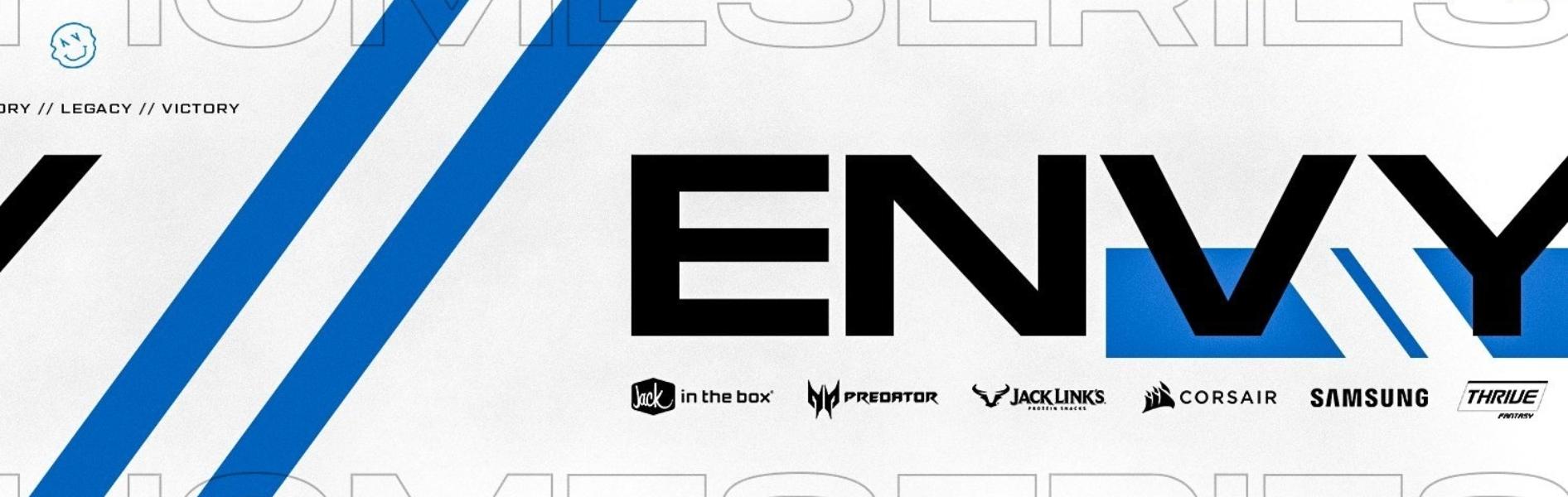 Envy Gaming Banner