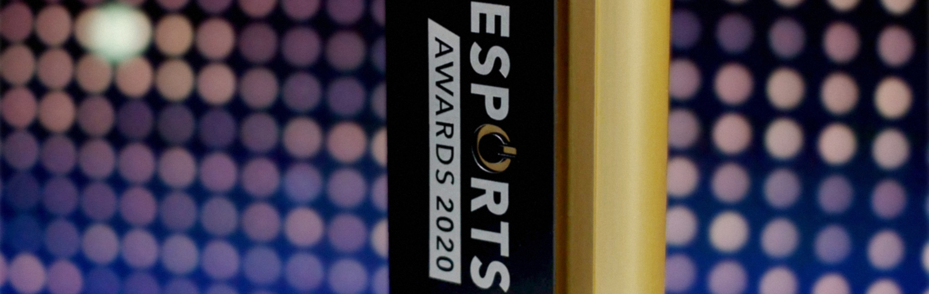 Esports Awards Banner
