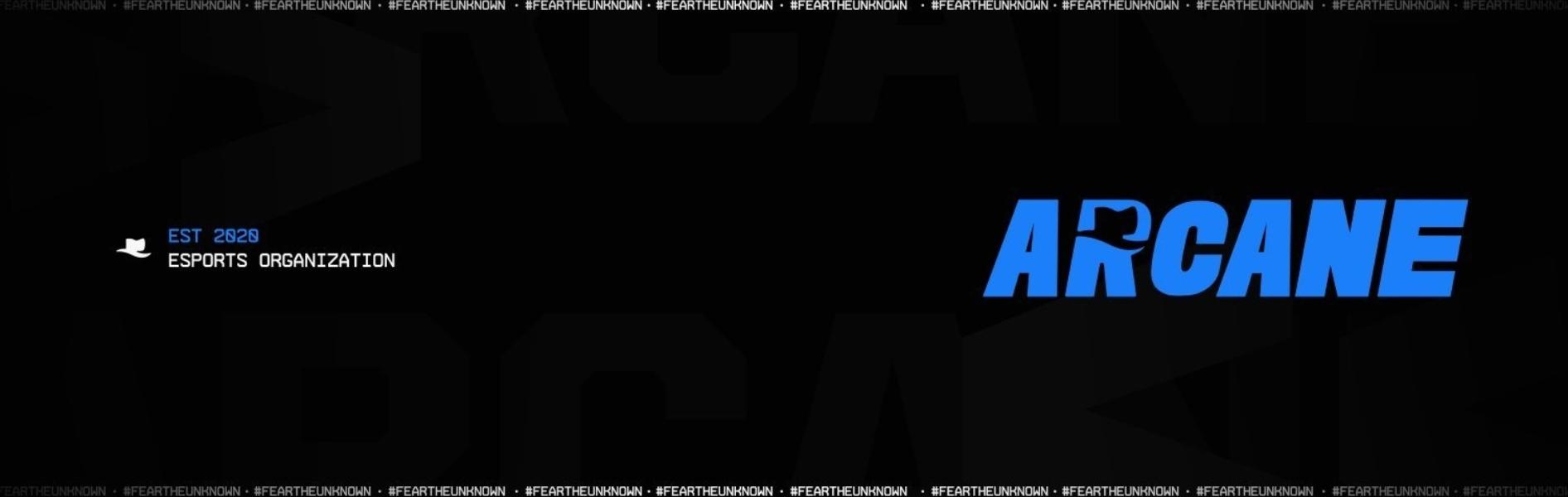 Team Arcane Banner