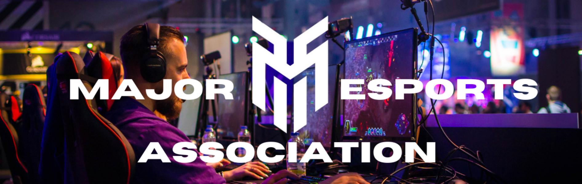 Major Esports Association Banner