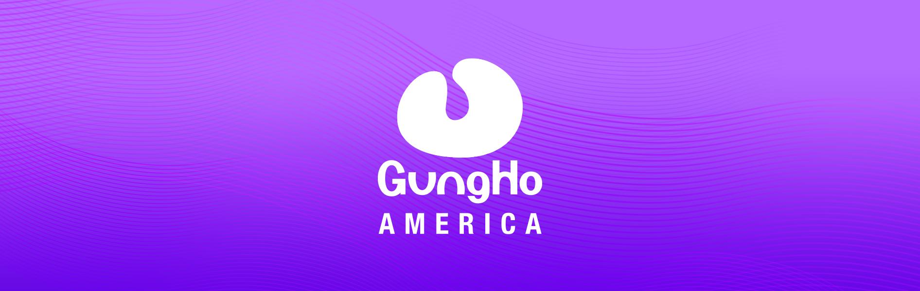 GungHo Online Entertainment America, Inc. Banner