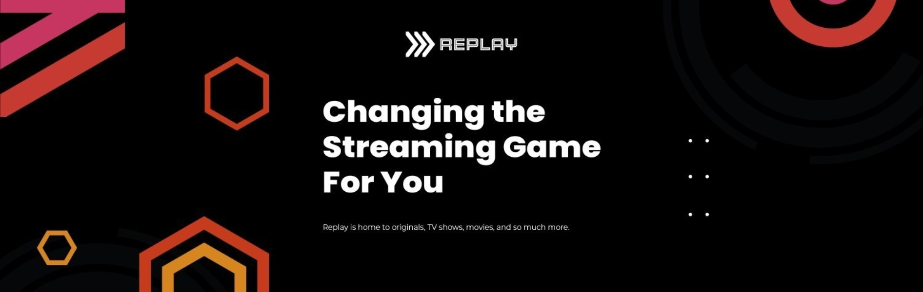 Replay Banner