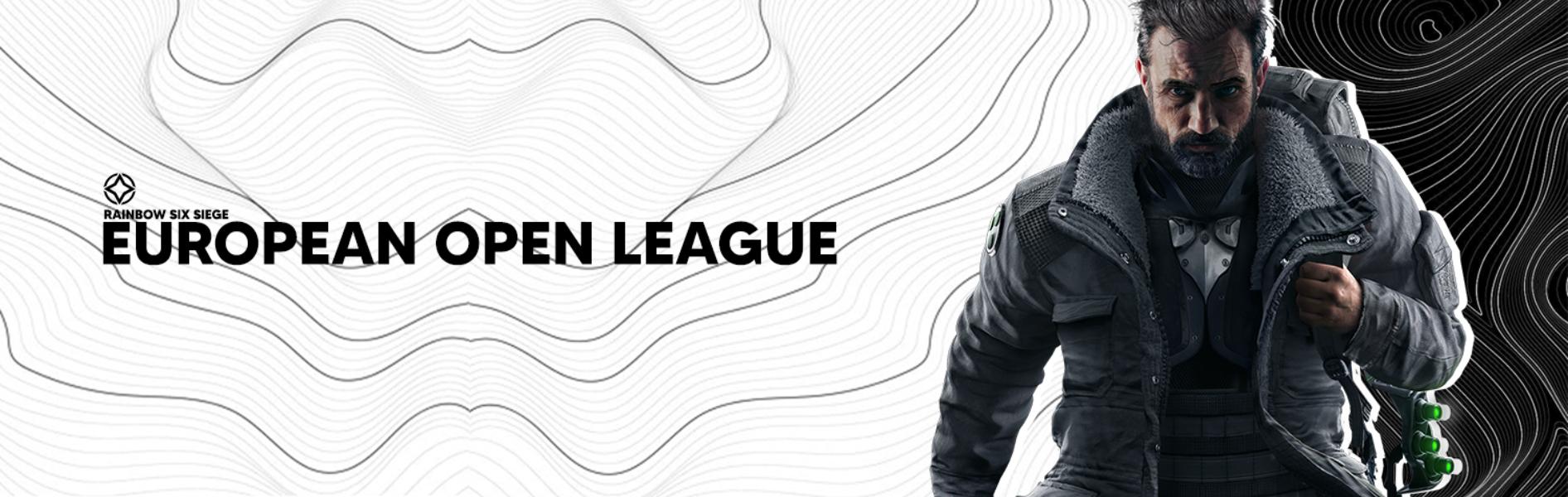 European Open League Banner