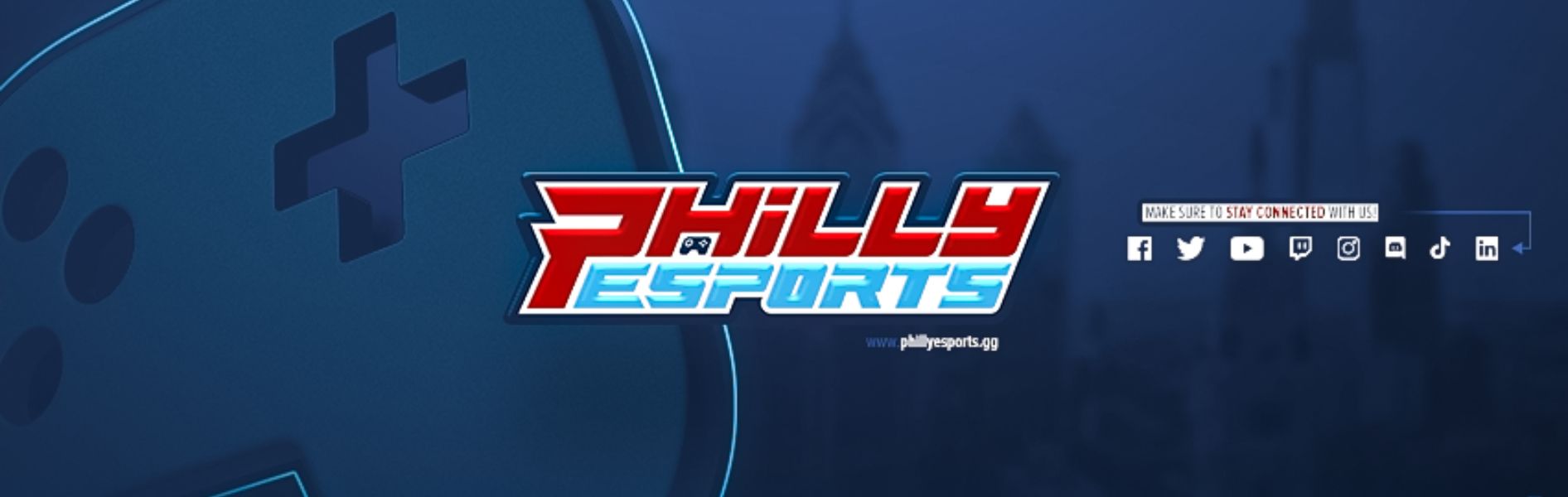 Philly Esports Banner