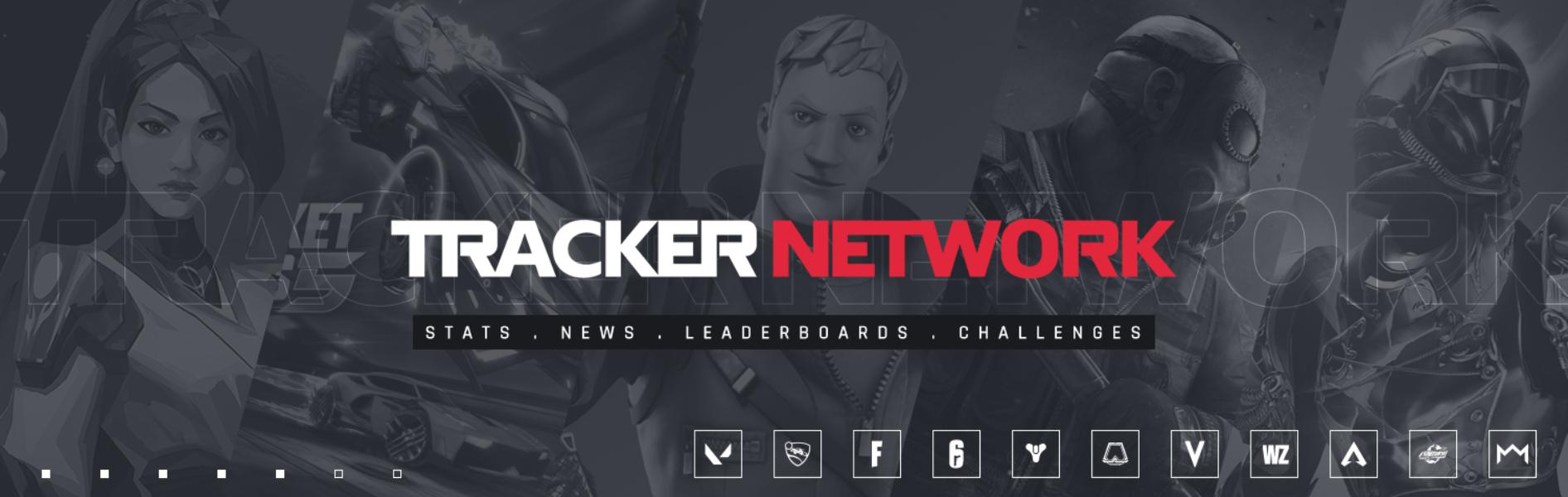 Tracker Network Banner