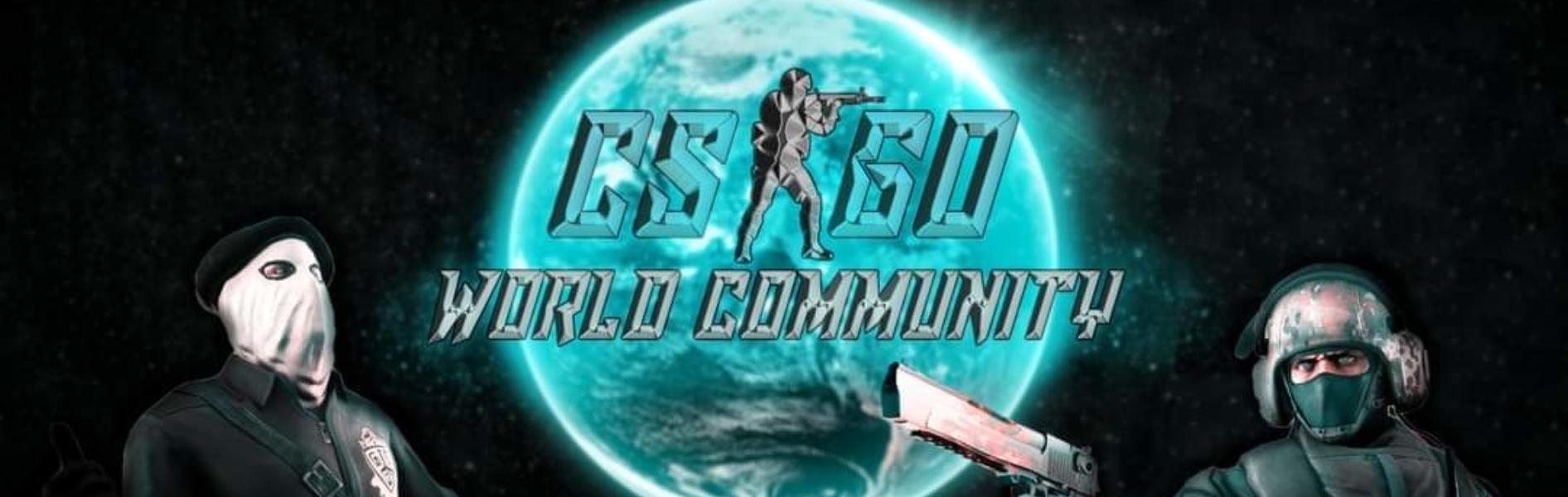 (CS:GO) World Community Banner