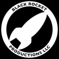 Black Rocket Logo