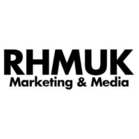 RHMUK (Ryan Houghton Media) Logo