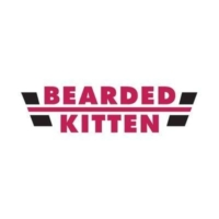 Bearded Kitten Logo