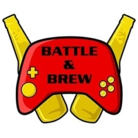 Battle and Brew Gaming and Esports Bar Logo
