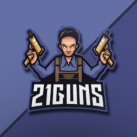 21GUNS Esports Logo