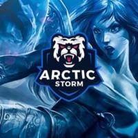 Arctic Storm eSports Logo