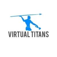 Virtual Titans eSports Logo