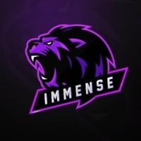 Immense Esports Logo