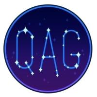 The Quantum Astrophysicists Guild Logo