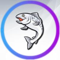 HORRIDSΛLMON Logo
