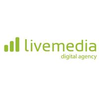 Livemedia Digital Agency Logo