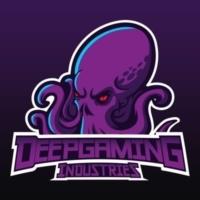 DeepGaming Industries Logo
