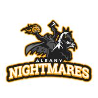 Albany Nightmares Logo