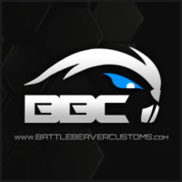 Battle Beaver Customs Logo