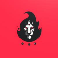 Flames End Logo