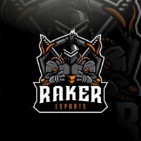 Raker Esports Logo