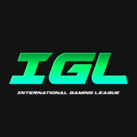 The International Gaming League Logo