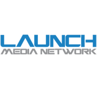 Launch Media Network Logo