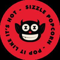 SizzlePopcorn Logo