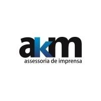 AKM Assessoria de Imprensa e Comunicação Logo