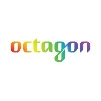 Octagon Sports and Entertainment Network Logo
